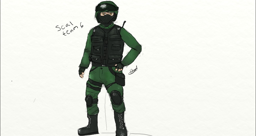 Steam Community :: :: SEAL team 6