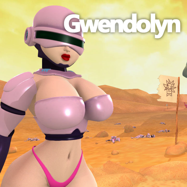 Gwendolyn The Sex Robot