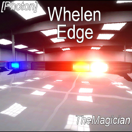 Steam workshop photon whelen edge light bar component mozeypictures Image collections