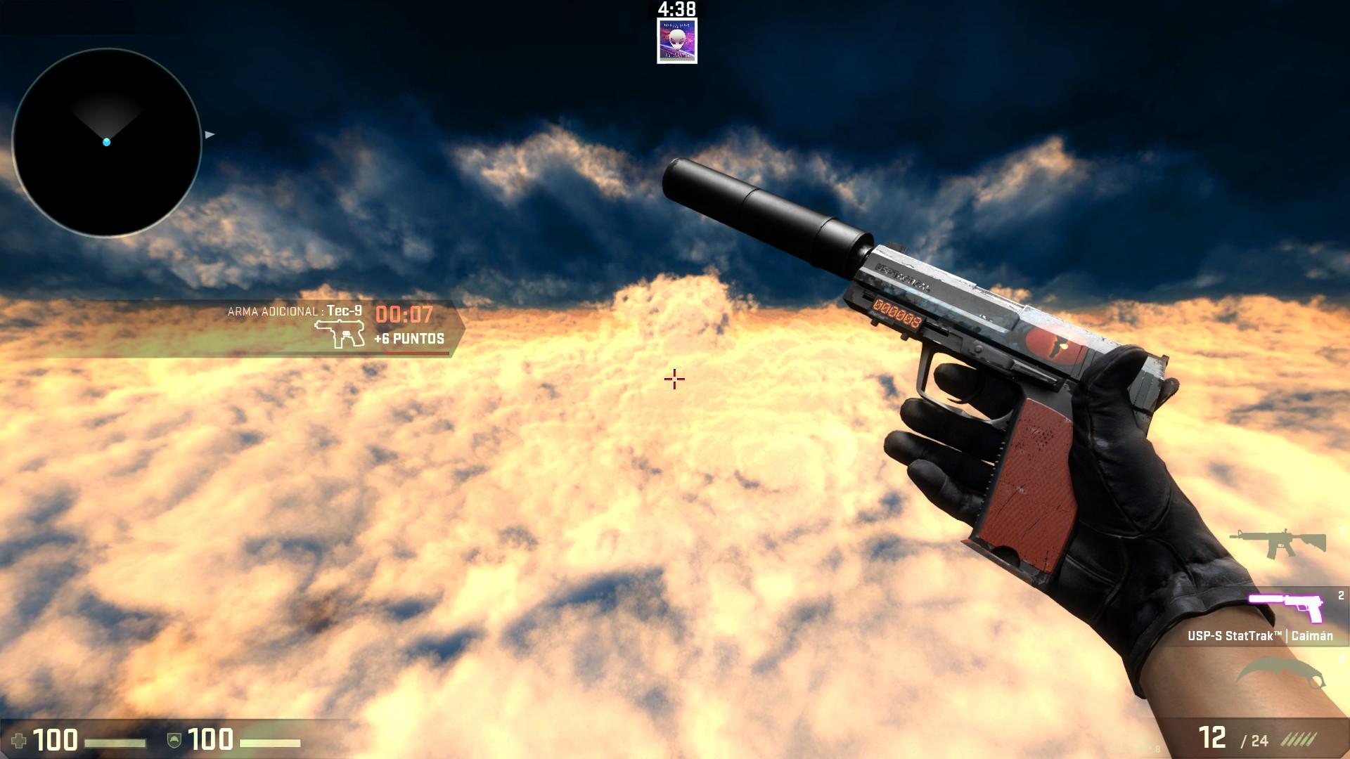 steam community screenshot usp caiman ft whit mw float