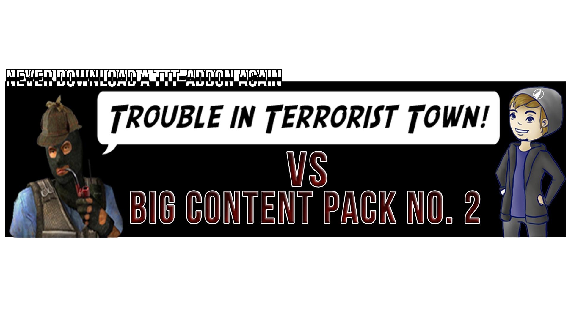 Steam Workshop :: TTT - Big Content Pack No  2
