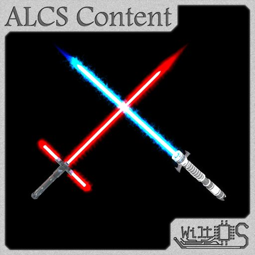 [wOS] Advanced Lightsaber Combat (Content Pack)