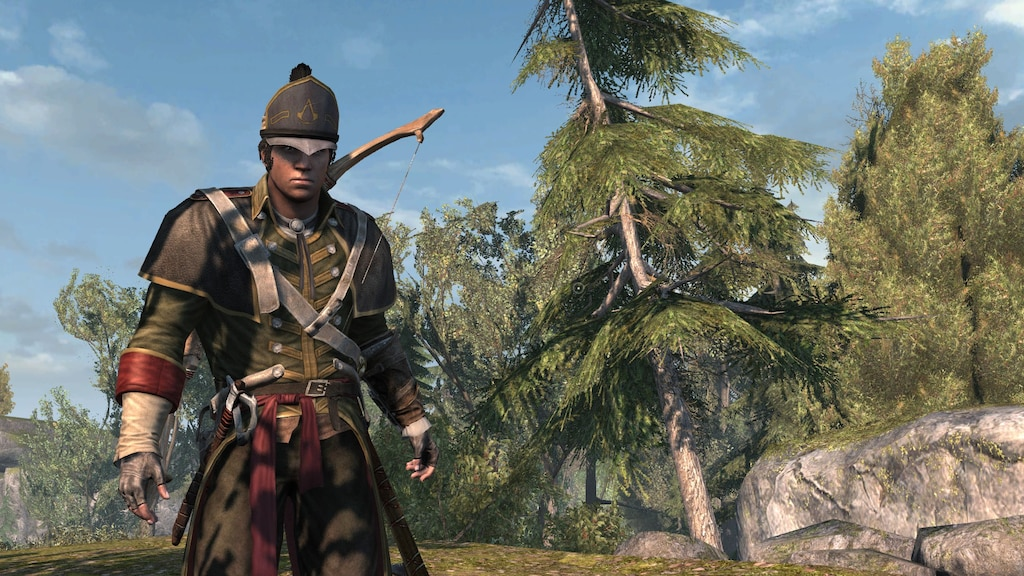 Steam Kozosseg Kepernyomentes The Colonial Assassin Outfit