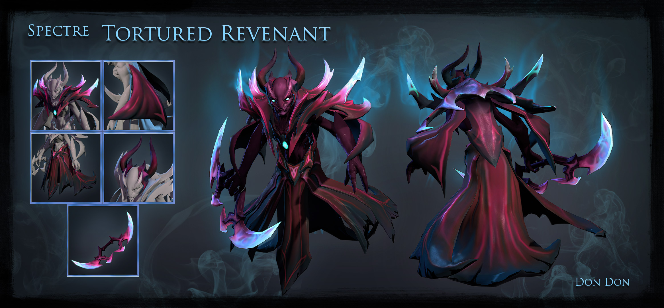 steam workshop tortured revenant set