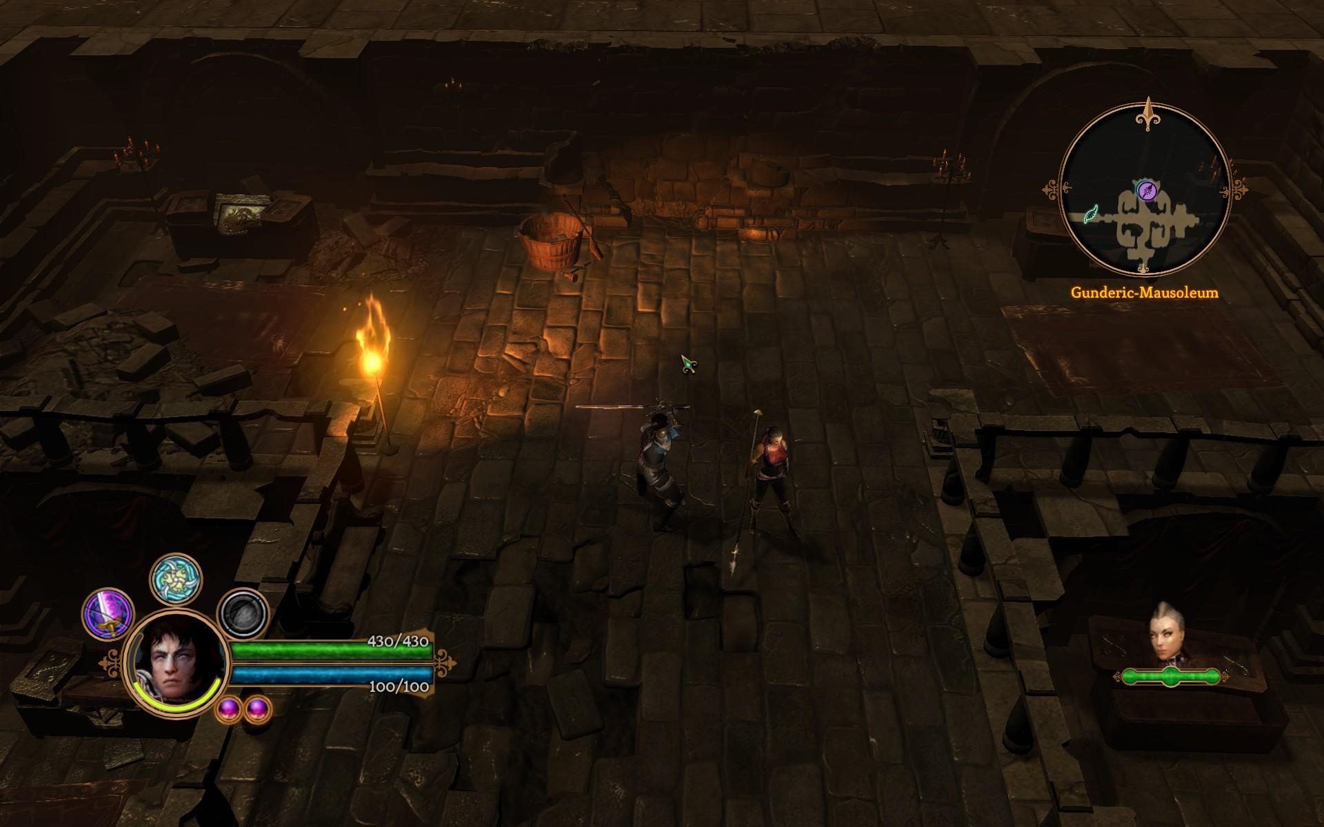 dungeon siege 3 influence guide