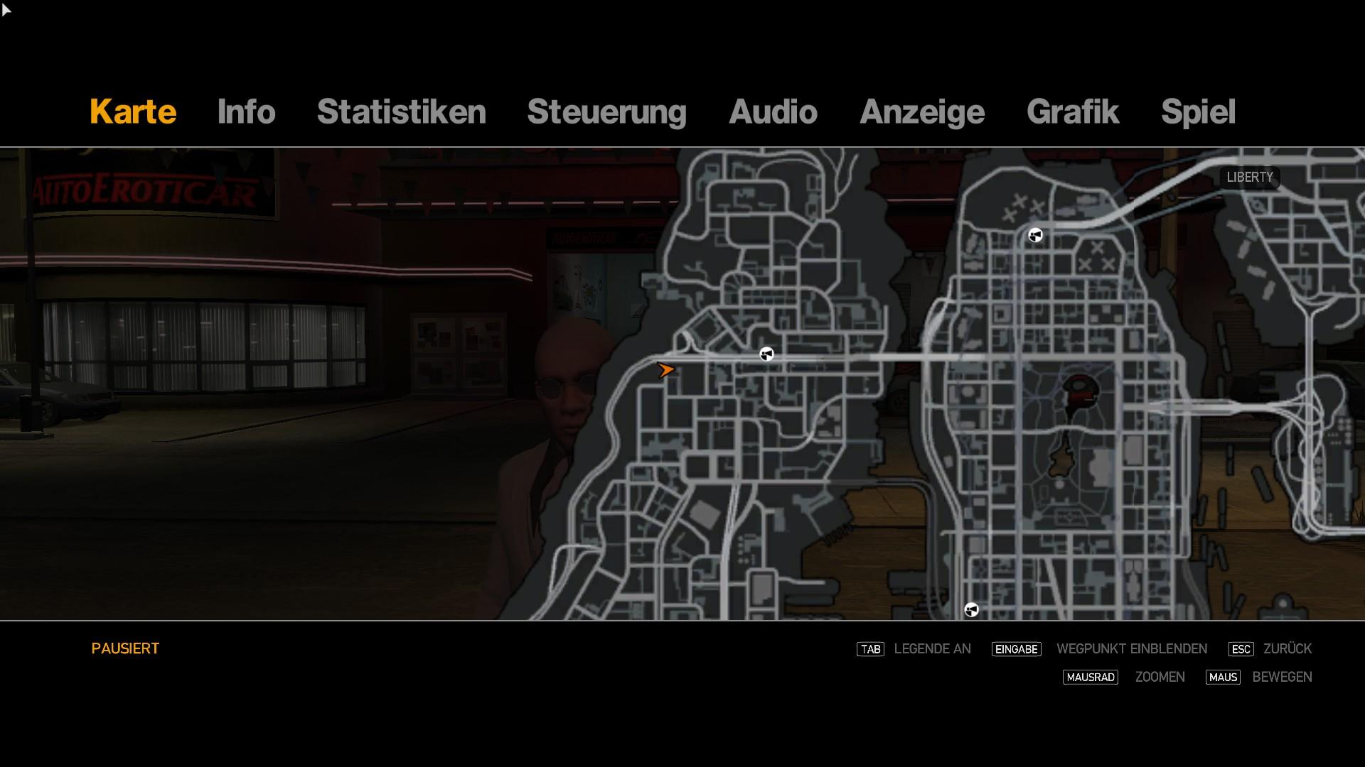 Gta 4 Karte.Steam Community Guide Autohäuser Parkplätze