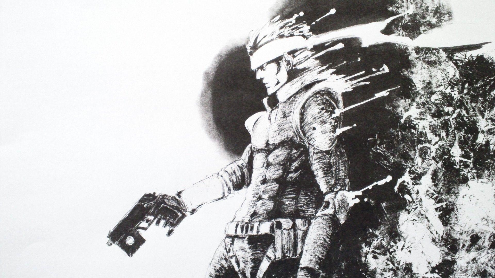 Steam Workshop :: Metal Gear