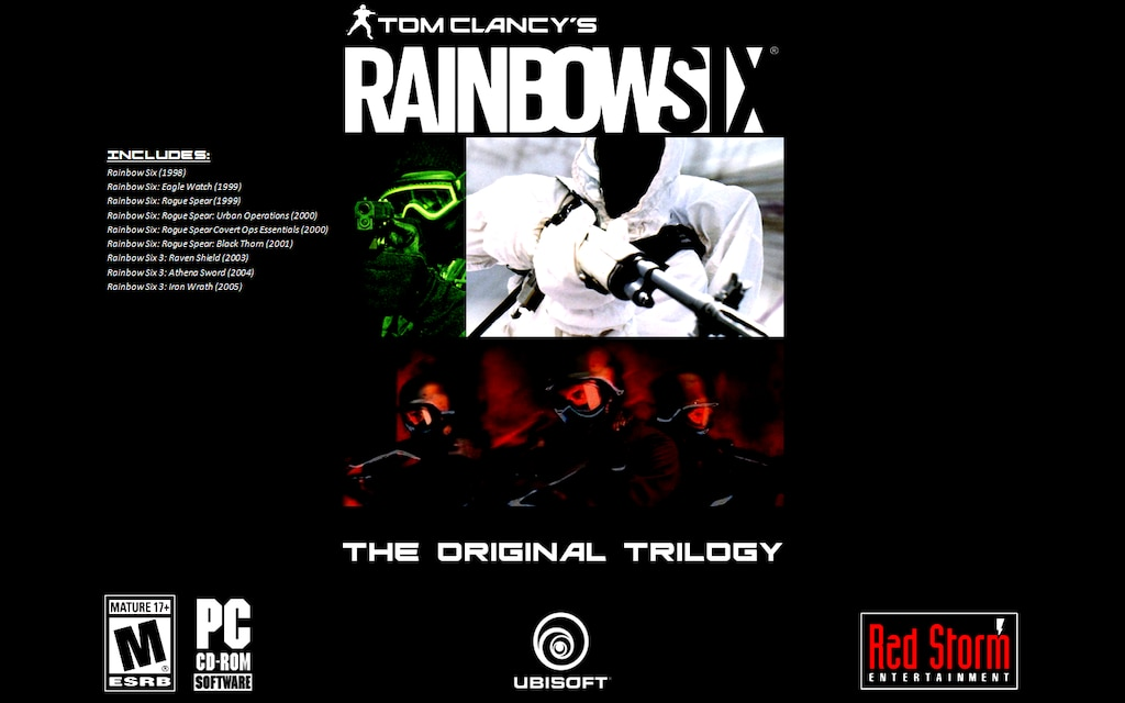 Steam Topluluğu :: Tom Clancy's Rainbow Six 3: Gold Edition