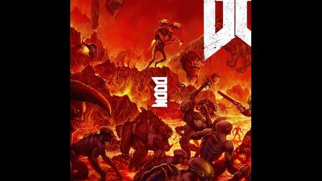 Steam Workshop :: DOOM(2016) BFG DIVISION