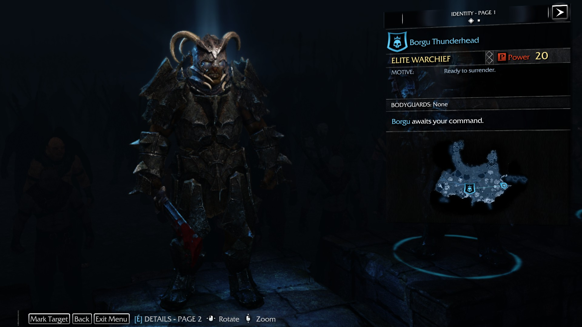 how to use the nemesis forge