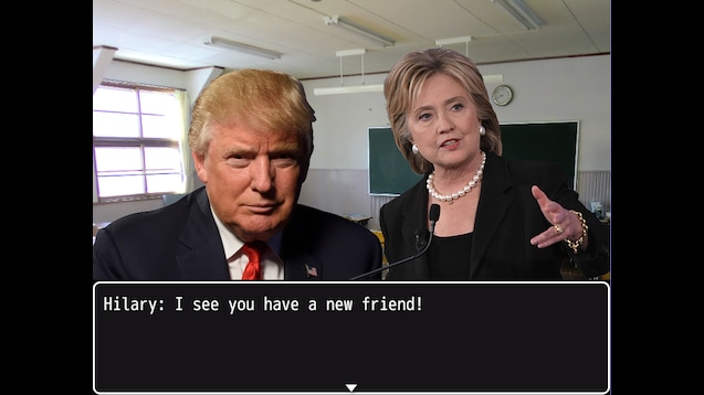 Steam Workshop :: Get Trumped: A Donald Trump Dating Simulator