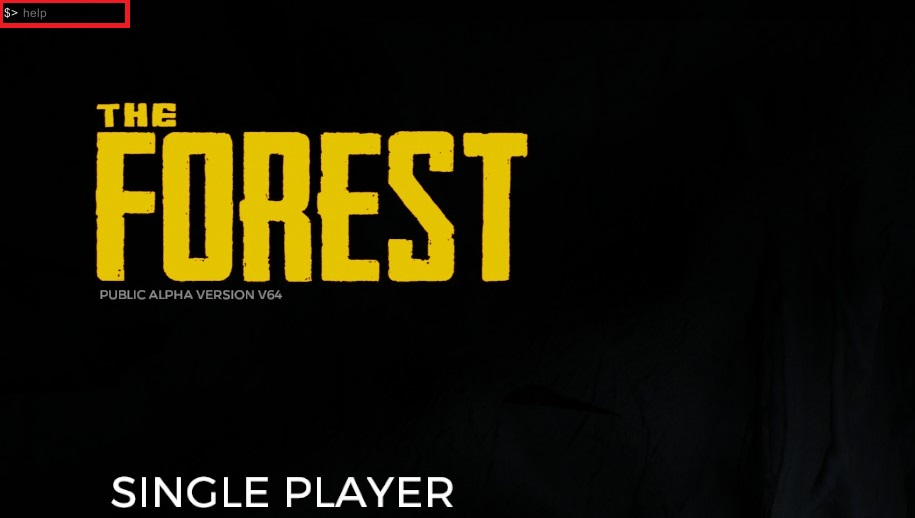 Steam Community :: Guide :: The Forest Developer Console and