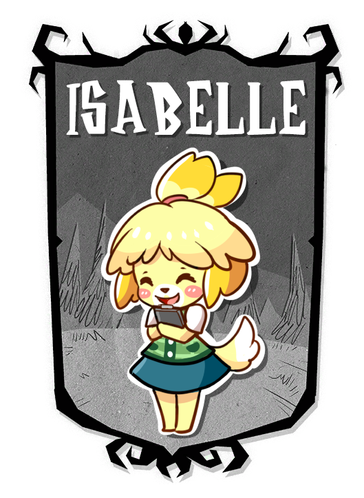 Steam Workshop Isabelle Animal Crossing
