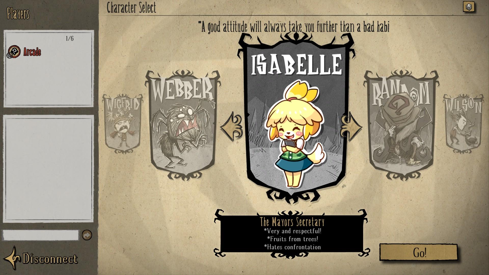 Ergasthri Steam Isabelle Animal Crossing