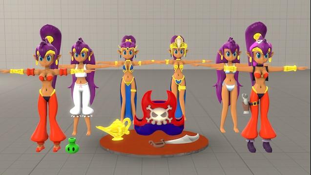 Steam Workshop Shantae Enhanced