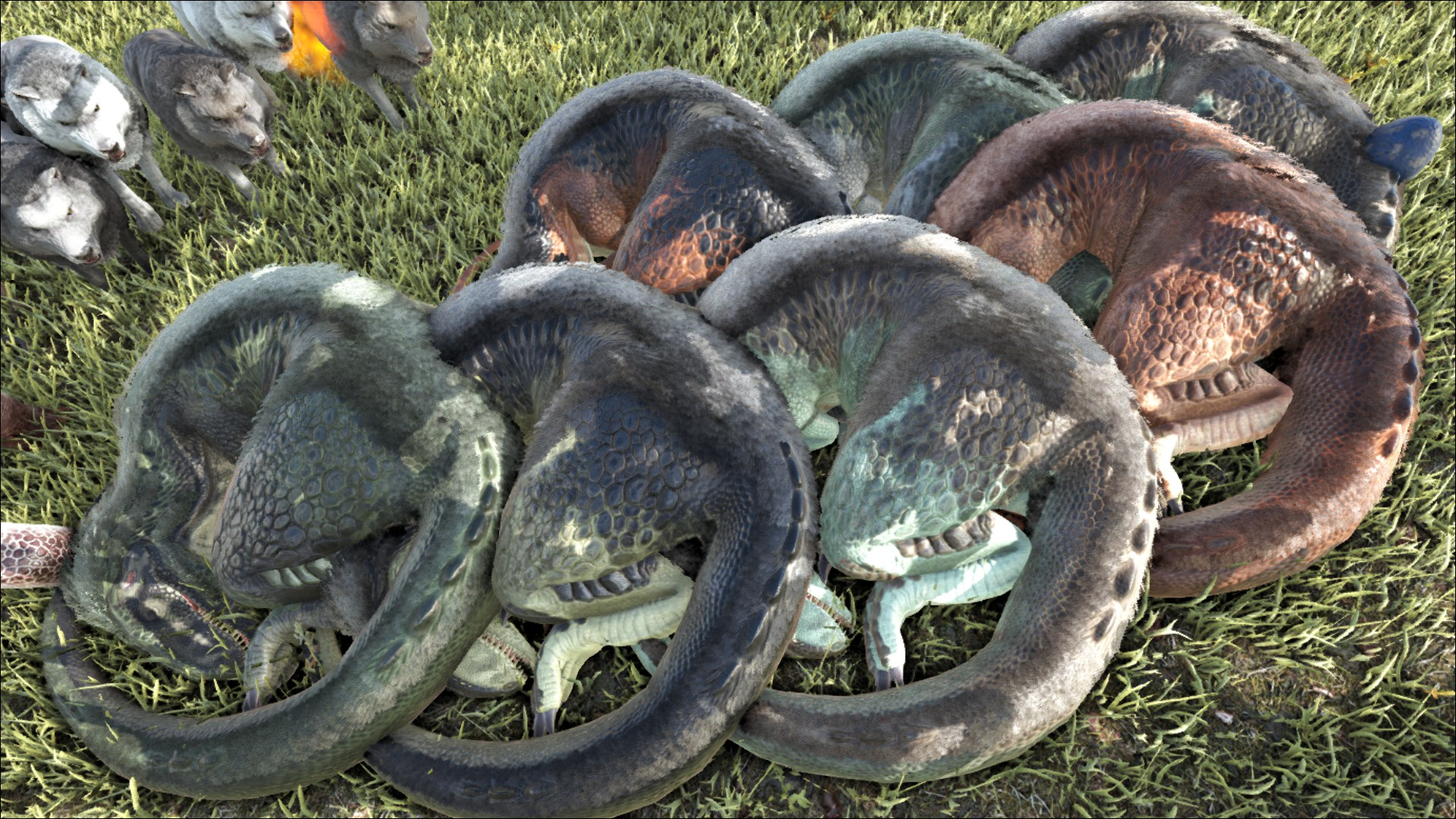 Ark:  Survival Evolved D6A0BB7F8B8DECB734D09892C812D7B535FCB5D6