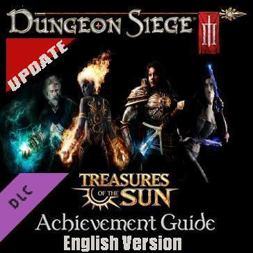 Dungeon siege 3 achievement guide moment of solace youtube.