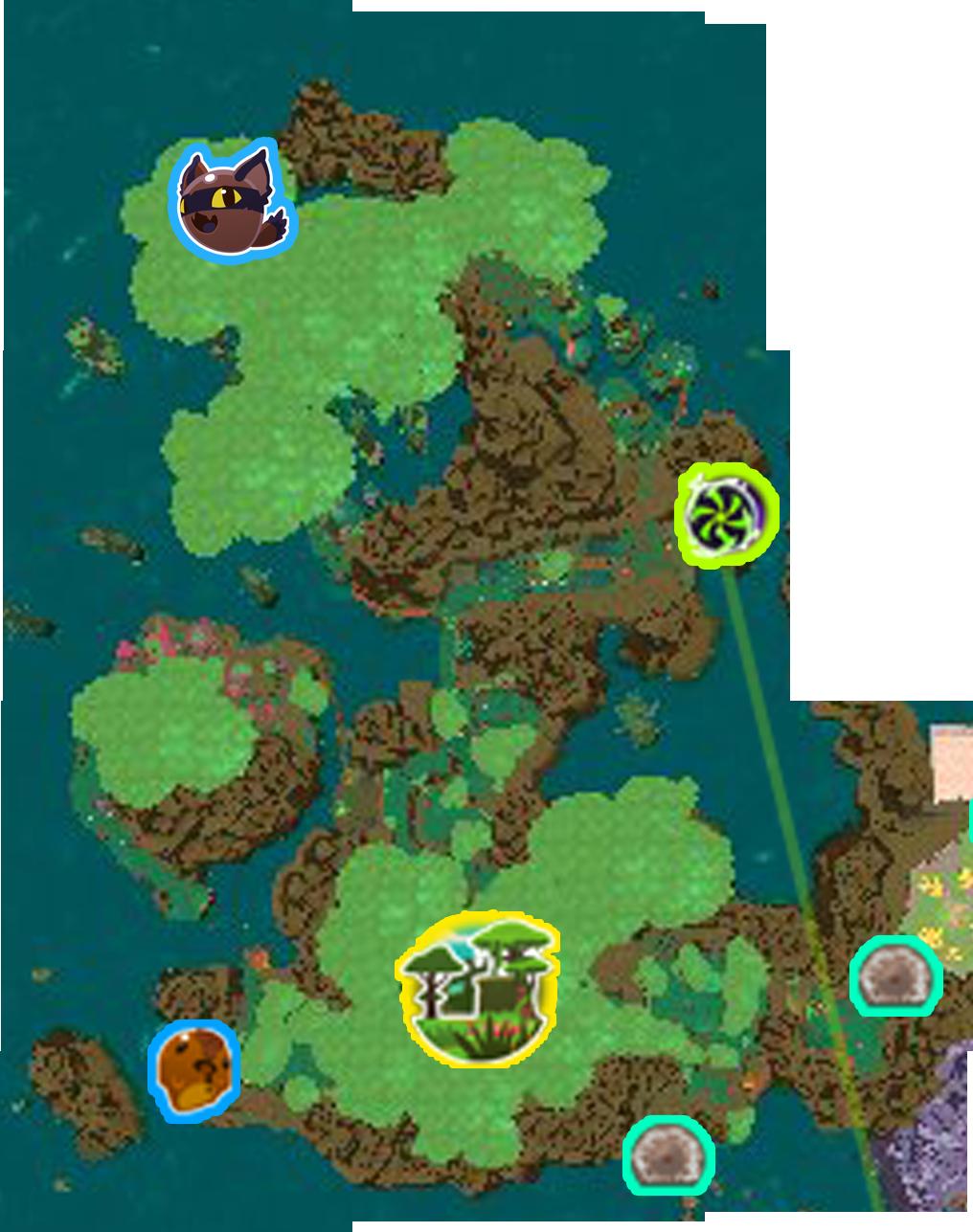 Steam Community :: Guide :: Slime Rancher map [v  0 6 0] all