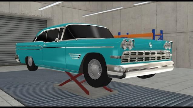 Steam Workshop 50s Large Family Car