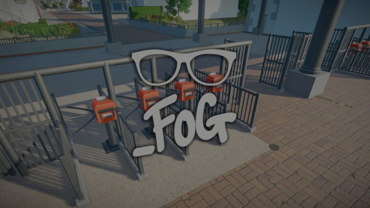 Turnstile Set [by _Fog]