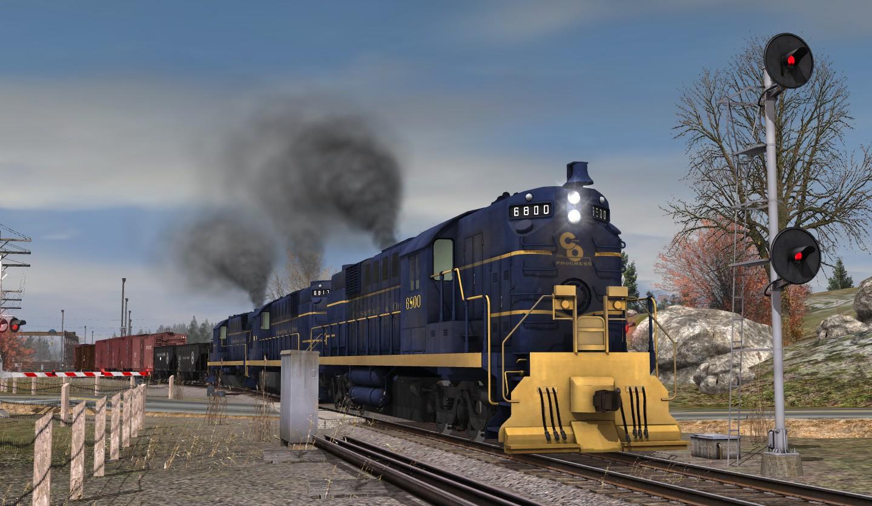 Diesel Locomotives | Trainz Forge