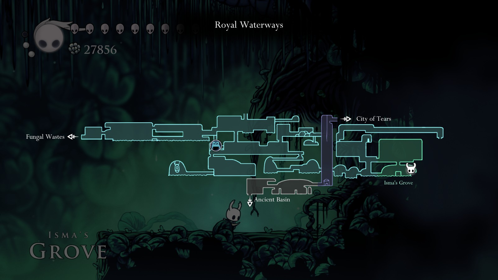 Mapa Completo Hollow Knight.Steam Community Guide 112 Completion Guide Route