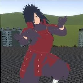[Naruto]Madara Uchiha Playermodel [Beta]