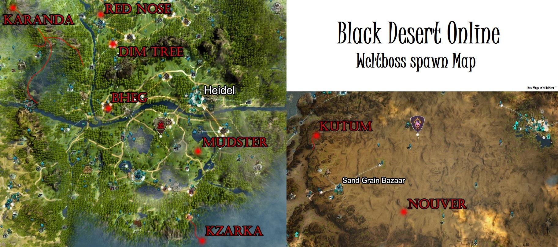 Steam Community :: Guide :: [GER] Rund um Black Desert