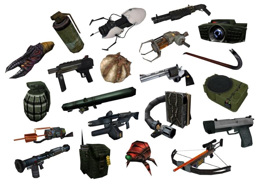 Steam Workshop :: Scruffy's Gmod Weapon Packs