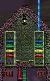 Steam Community Guide Introduction To Terraria Wiring When two teleporters are wired together with a triggering mechanism, they can instantaneously exchange players, npcs , or enemies between them. introduction to terraria wiring