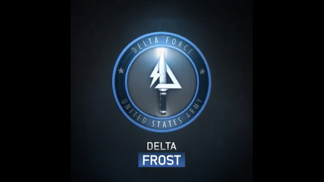 Steam Workshop Delta Force Frost Mw3 Logo