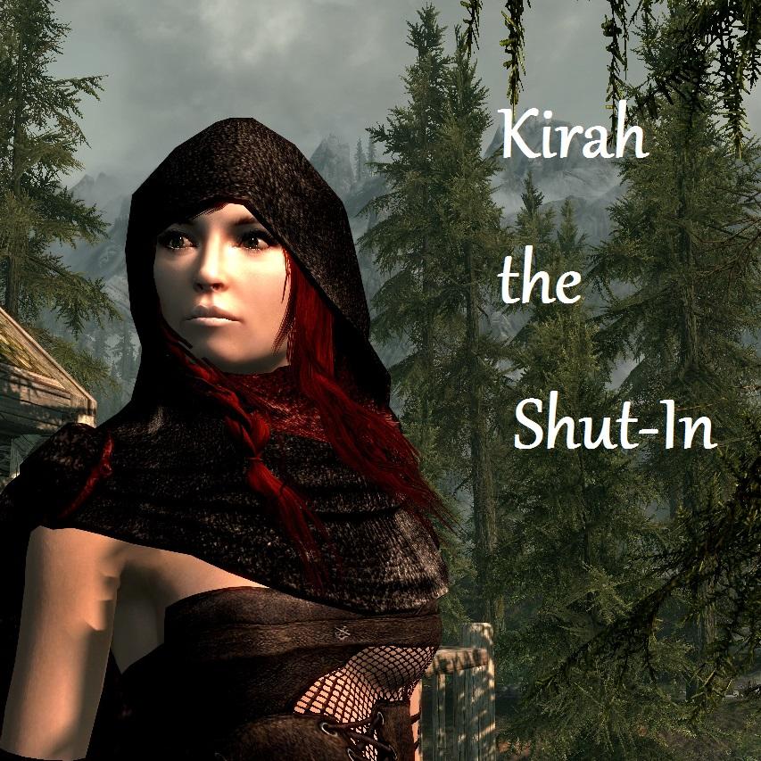 Kirah the Shut In - follower/house (no mods)画像
