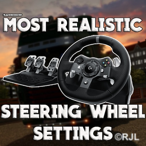 5983190c4e9 Steam Community :: Guide :: Most realistic Logitech steering wheel ...