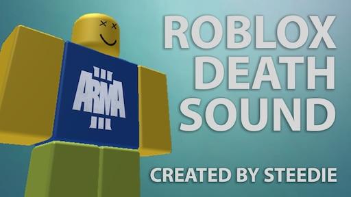 Steam Workshop Roblox Player Death Sound