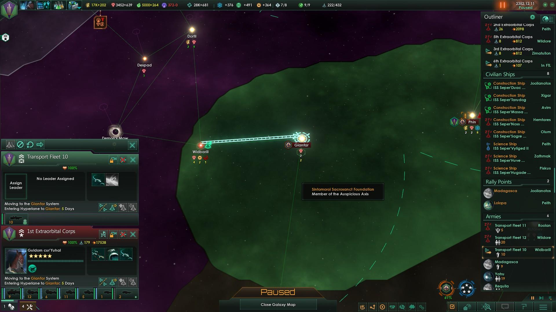 Stellaris - Page 3 - Class 3 Outbreak