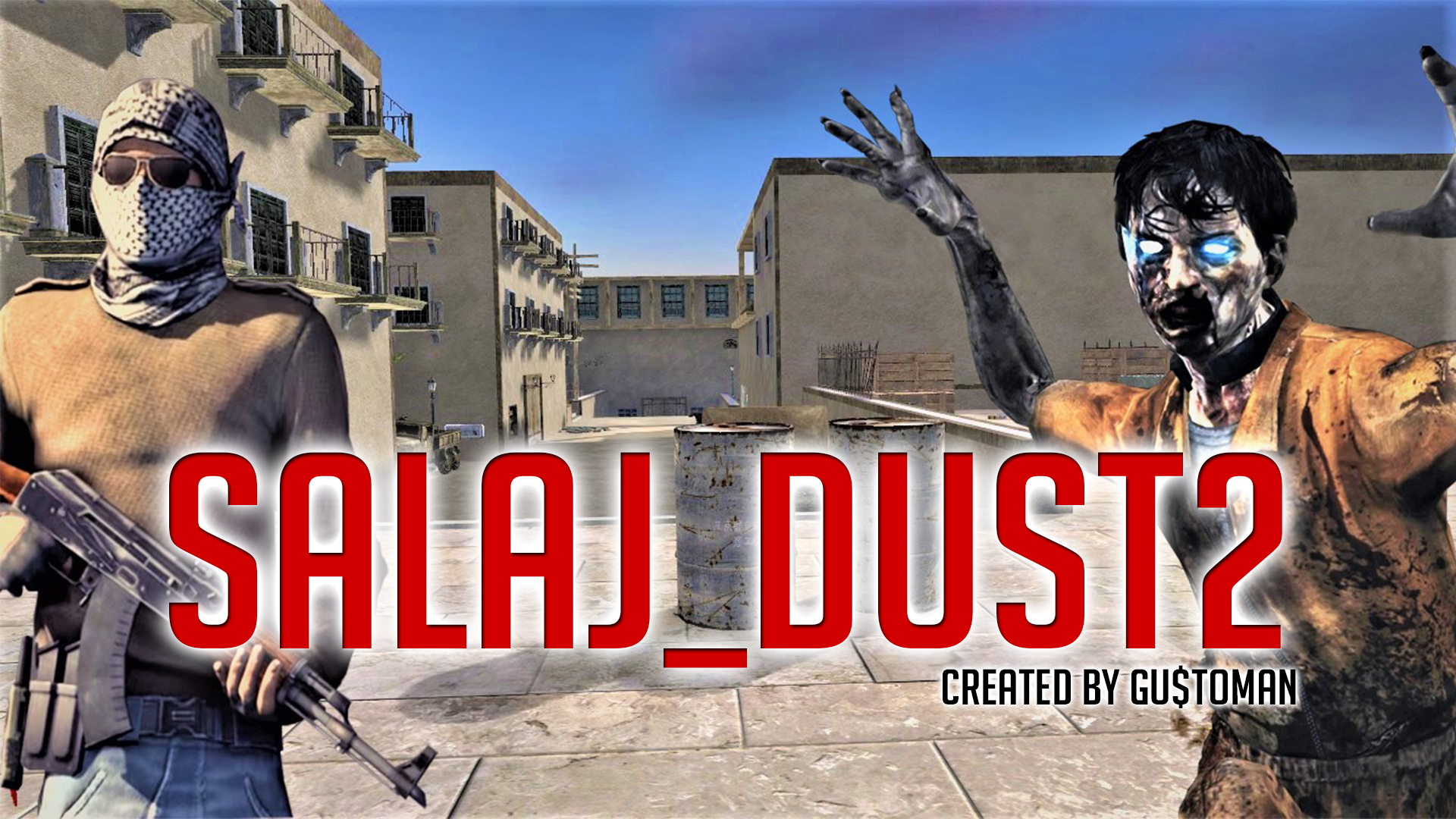 Steam Community :: Guide :: SALAJ_DUST2 WAW Custom Zombie Map