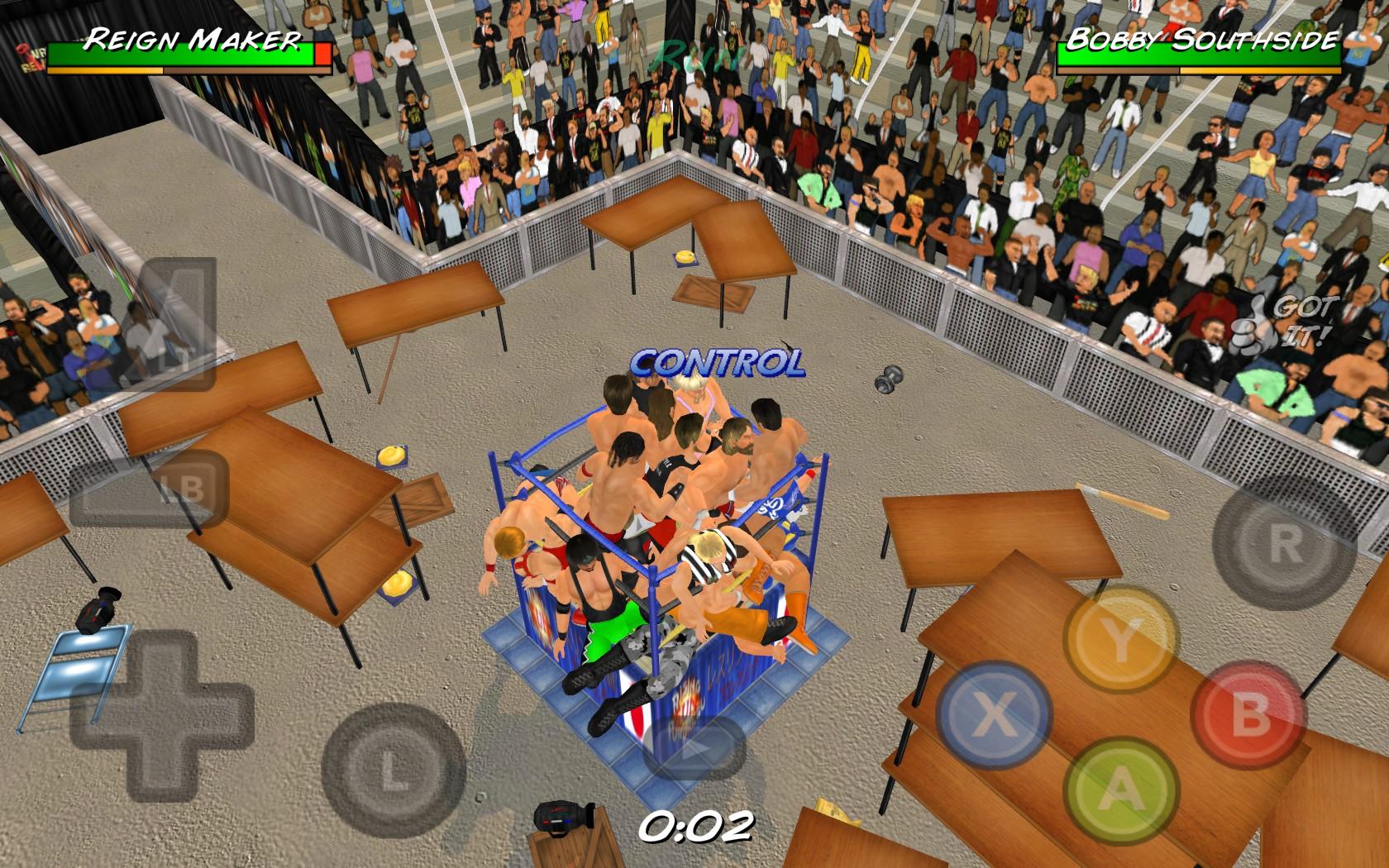 Wrestling Revolution D Exhibition Title Match : Steam community wrestling revolution d