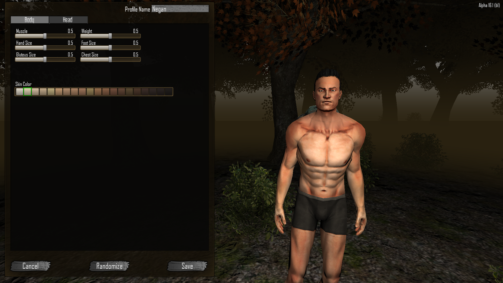 Steam Community Guide Character Customization Templates