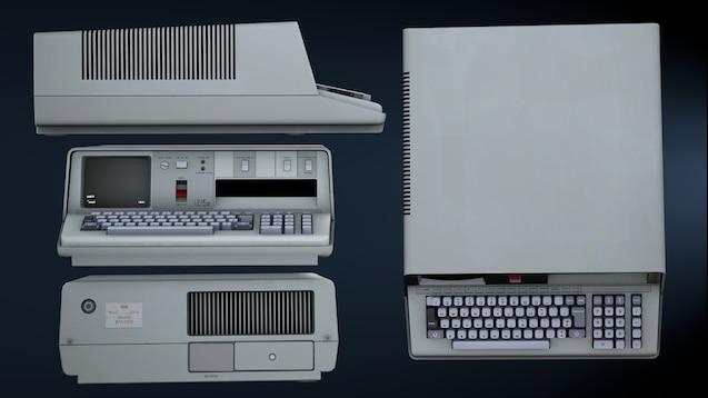 Steam Workshop :: IBM 5100