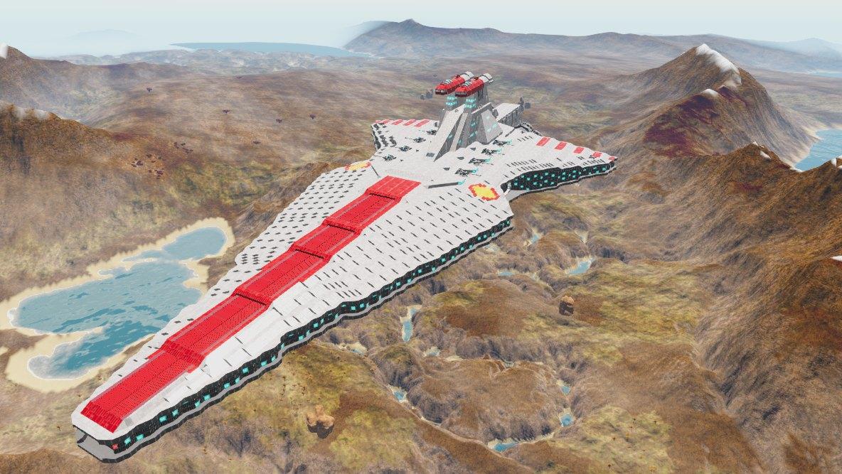 [Outdated] Star Wars: Arturius1967's Venator Destroyer Refit V1.10