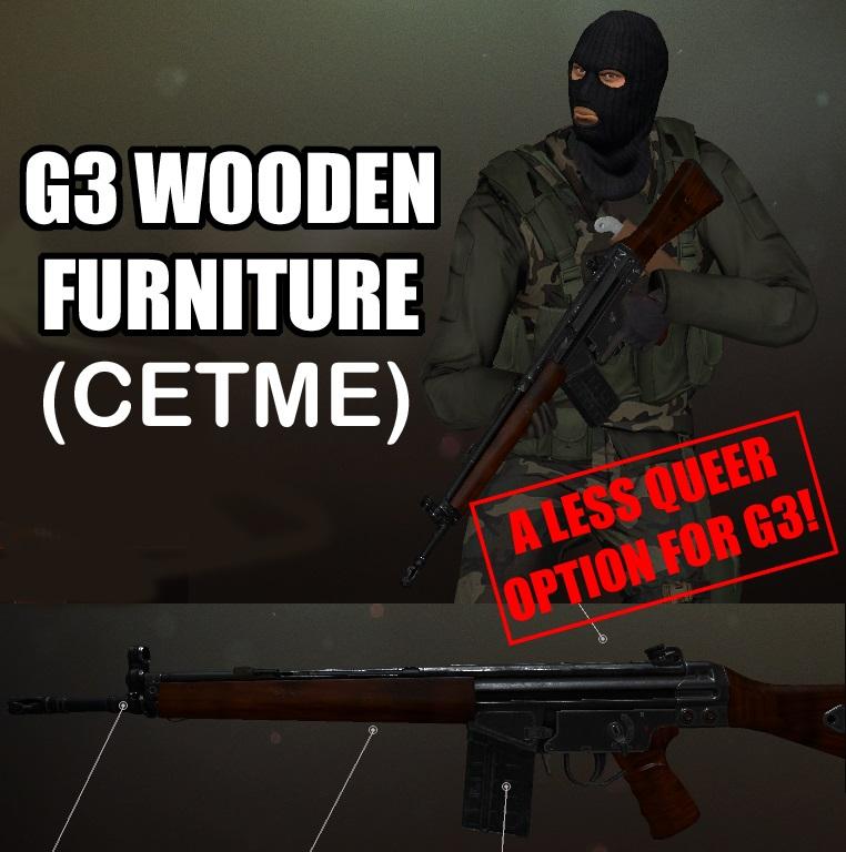 Steam Workshop :: G3 wooden furniture (CETME)