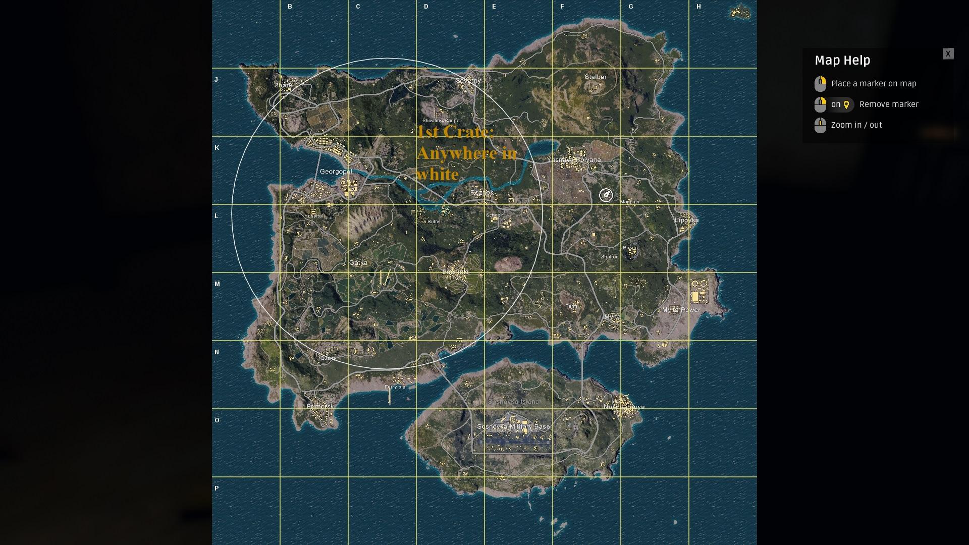 Steam Community Guide Pubg Airdrop Full Guide