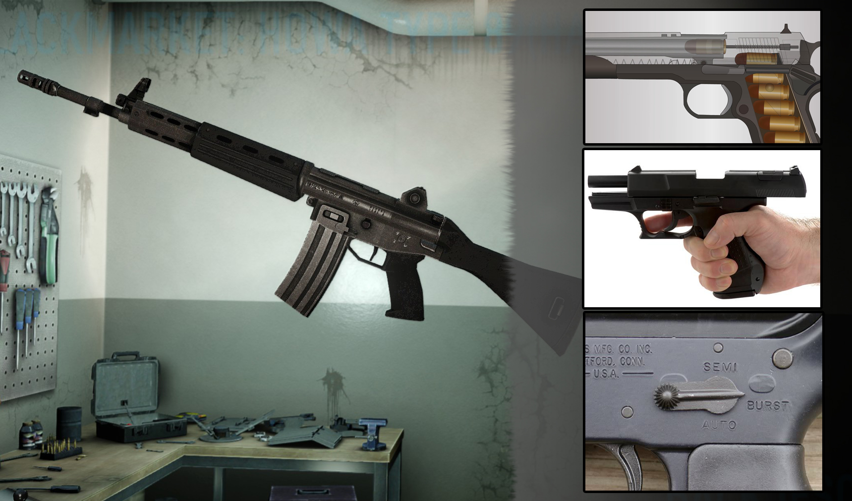 payday 2 weapon sound mod