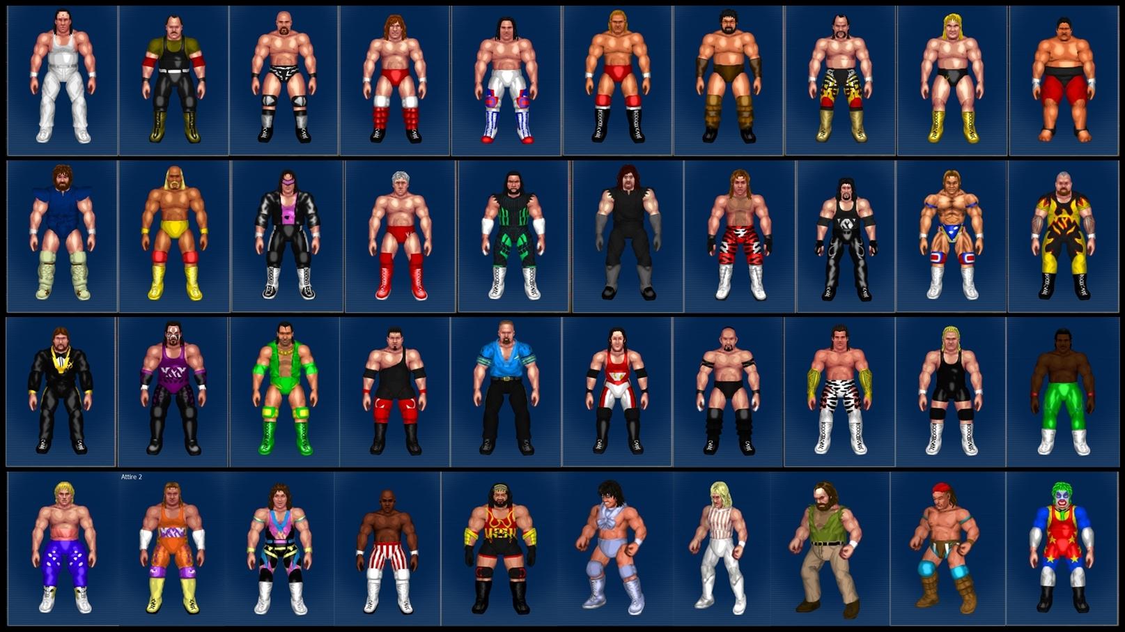 Steam Workshop :: WWF 1991-1995 - photo#18