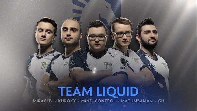 Kết quả hình ảnh cho team liquid dota 2