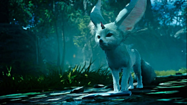 Steam Workshop Animated Carbuncle Final Fantasy Xv