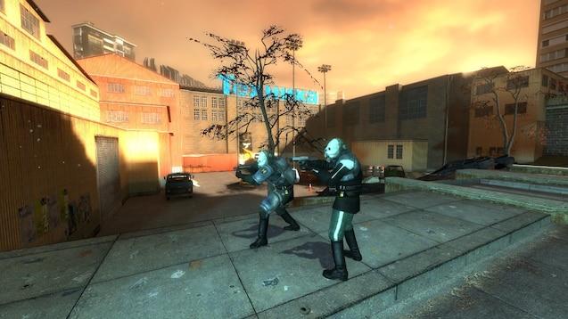 Steam Workshop :: HL2A: Combine Armor