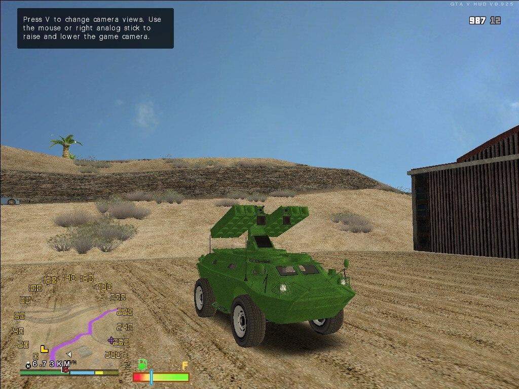 Steam Community :: Screenshot :: gta sa gta 5 apc with rockets