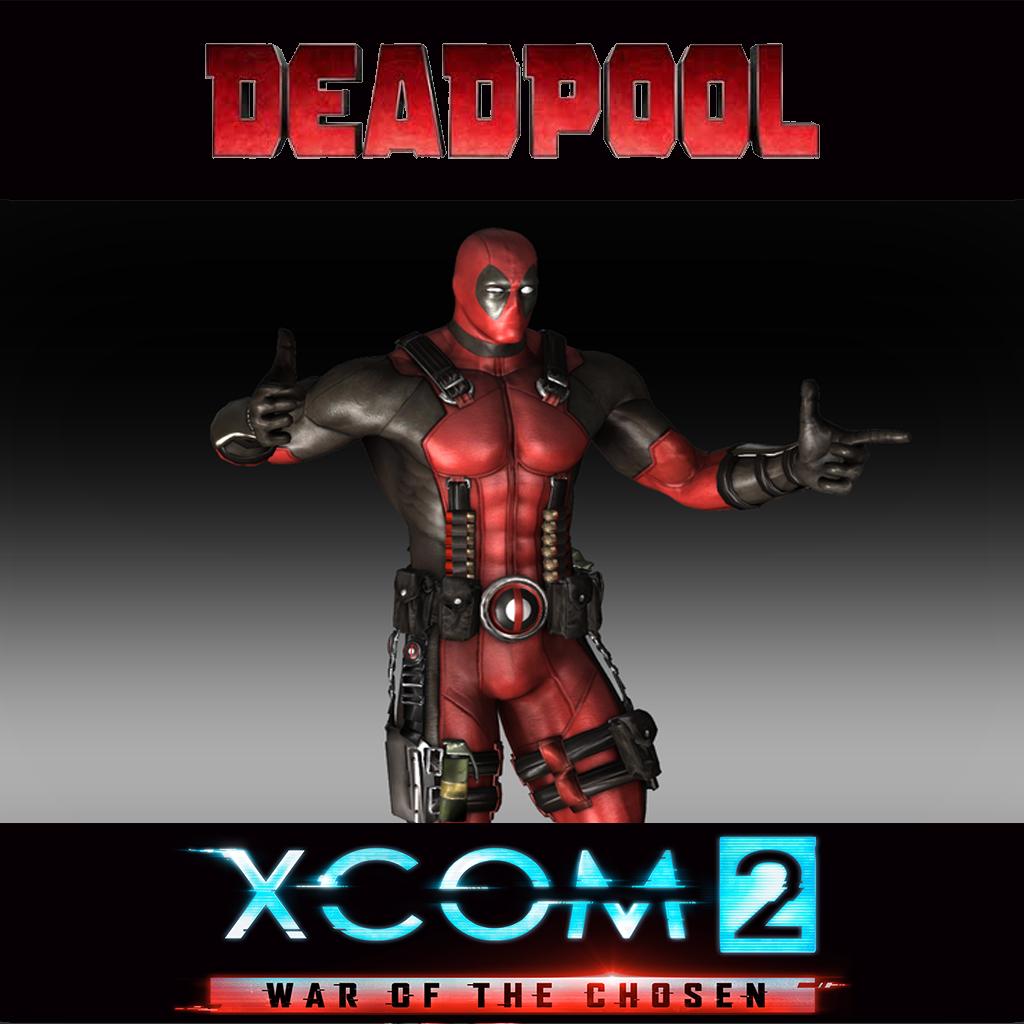 [WotC] CX Marvel Packs Deadpool