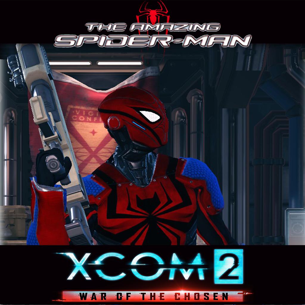 [WotC] CX Marvel Squadmate - Spider-Man